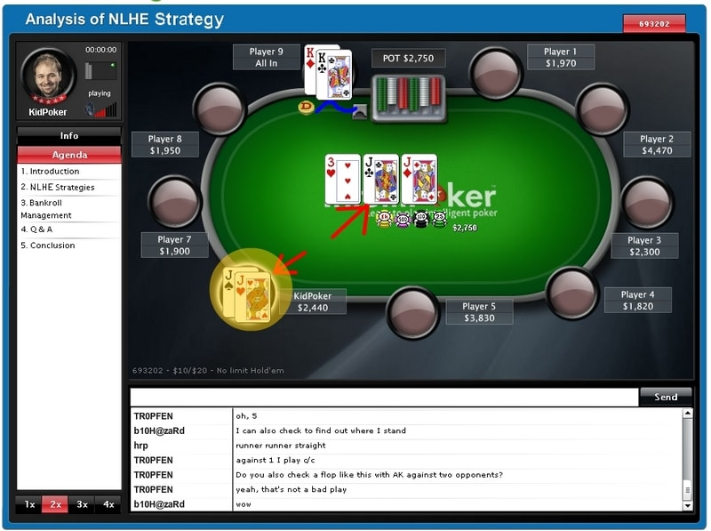 Poker для андроид online single player